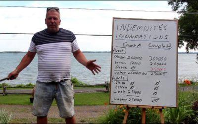 Inondations : Curieux système d'indemnisations
